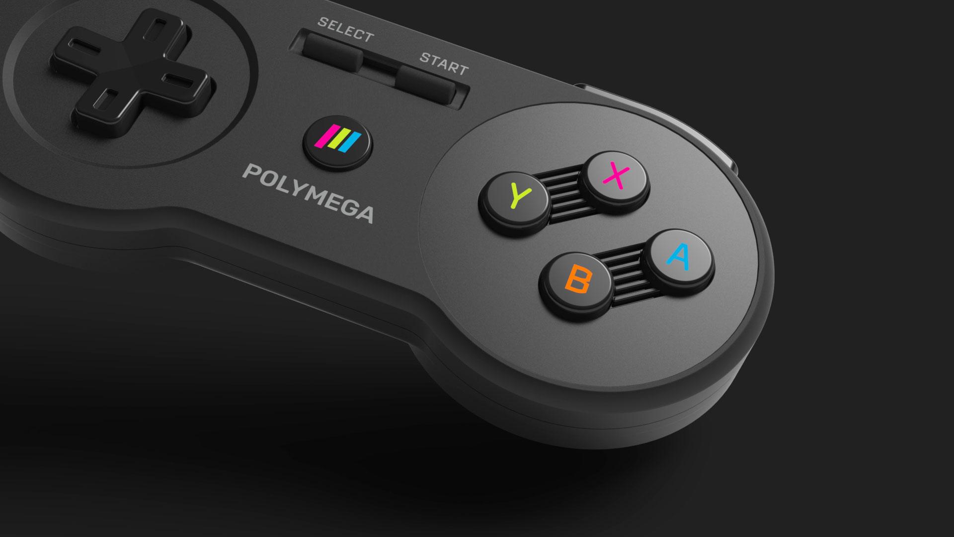 polymega snes 3 - Nowa konsola Polymega ze wsparciem m.in. dla PlayStation oraz Sega Saturn