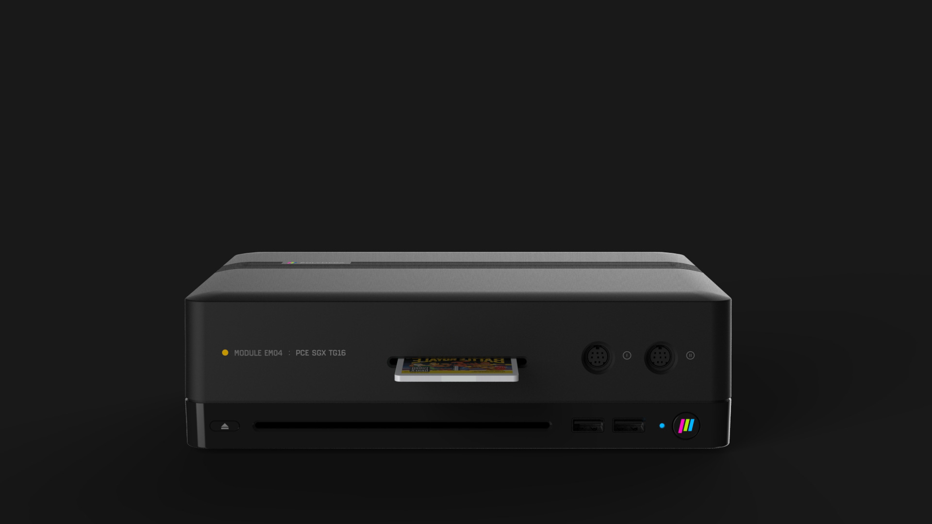polymega turbo 2 - Nowa konsola Polymega ze wsparciem m.in. dla PlayStation oraz Sega Saturn