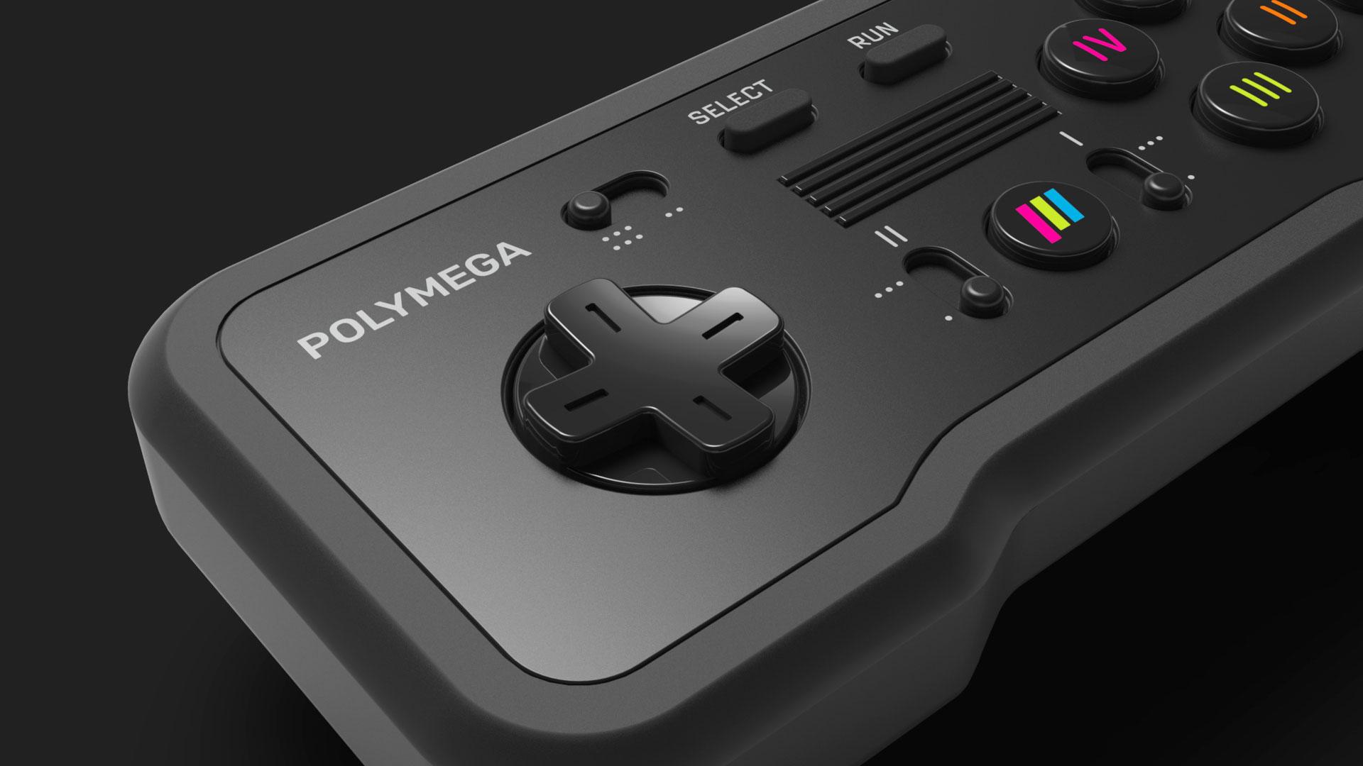 polymega turbo 3 - Nowa konsola Polymega ze wsparciem m.in. dla PlayStation oraz Sega Saturn