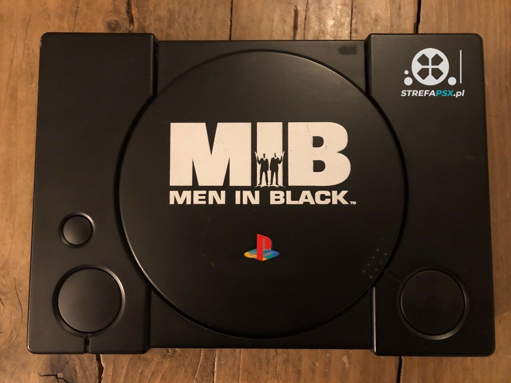 ps1 men in black limited 06 - Limitowana edycja PlayStation Men in Black