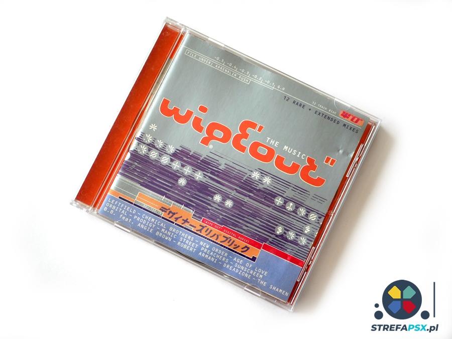 wipeout soundtrack 02 - Soundtrack z Wipeout oraz Wipeout 2097 - zapowiedź rewolucji na polu muzyki w grach
