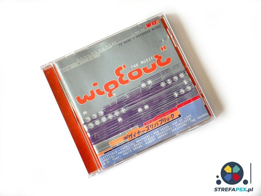 wipeout soundtrack 03 - Soundtrack z Wipeout oraz Wipeout 2097 - zapowiedź rewolucji na polu muzyki w grach