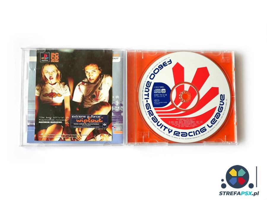 wipeout soundtrack 04 - Soundtrack z Wipeout oraz Wipeout 2097 - zapowiedź rewolucji na polu muzyki w grach