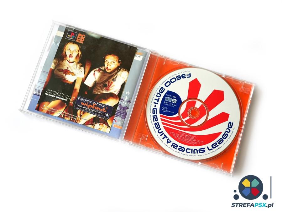 wipeout soundtrack 05 - Soundtrack z Wipeout oraz Wipeout 2097 - zapowiedź rewolucji na polu muzyki w grach