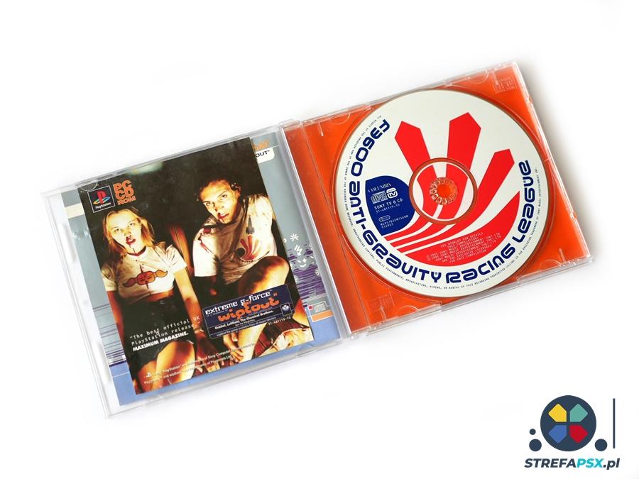 wipeout soundtrack 06 - Soundtrack z Wipeout oraz Wipeout 2097 - zapowiedź rewolucji na polu muzyki w grach