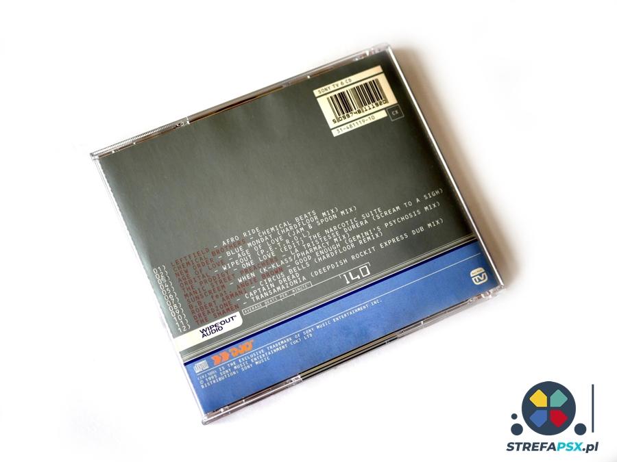 wipeout soundtrack 08 - Soundtrack z Wipeout oraz Wipeout 2097 - zapowiedź rewolucji na polu muzyki w grach
