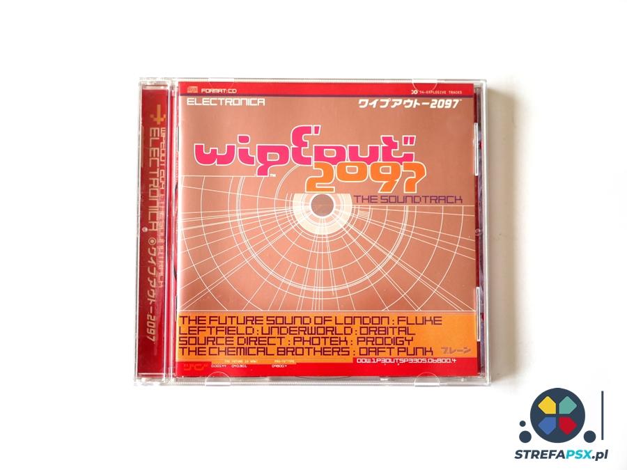 wipeout soundtrack 12 - Soundtrack z Wipeout oraz Wipeout 2097 - zapowiedź rewolucji na polu muzyki w grach