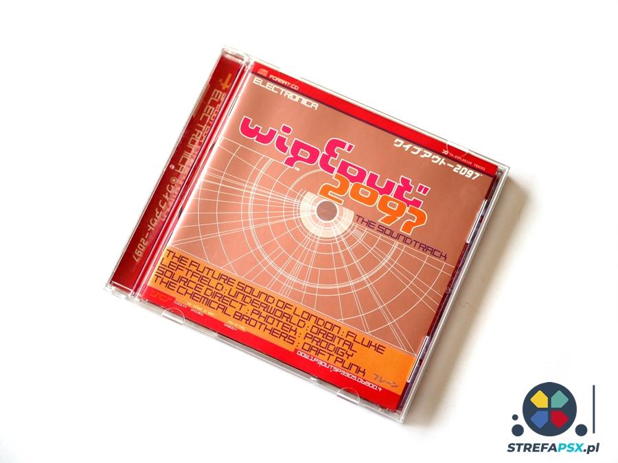 wipeout soundtrack 13 - Soundtrack z Wipeout oraz Wipeout 2097 - zapowiedź rewolucji na polu muzyki w grach