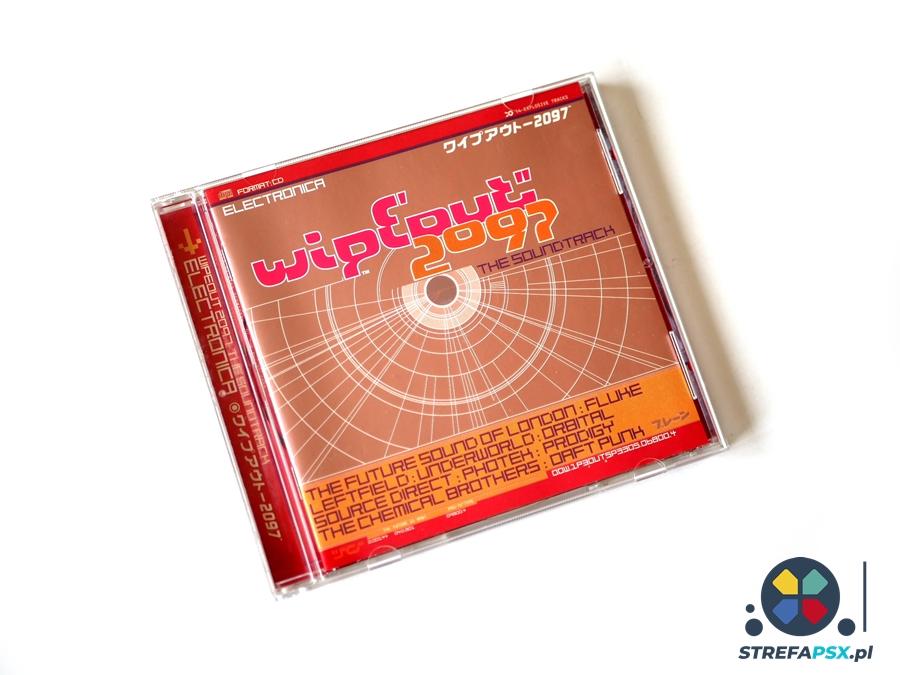wipeout soundtrack 14 - Soundtrack z Wipeout oraz Wipeout 2097 - zapowiedź rewolucji na polu muzyki w grach