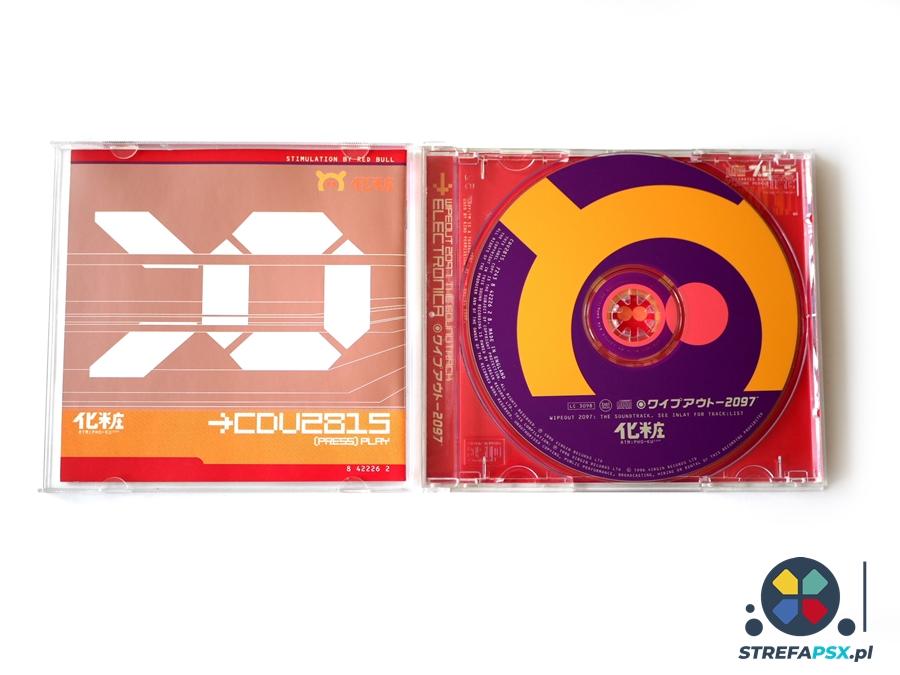 wipeout soundtrack 15 - Soundtrack z Wipeout oraz Wipeout 2097 - zapowiedź rewolucji na polu muzyki w grach