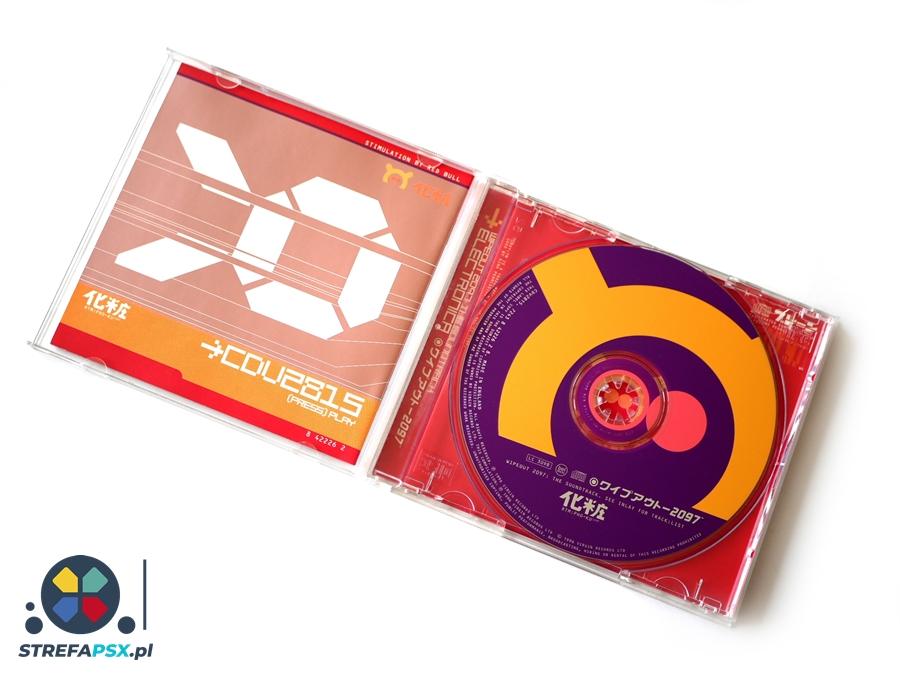 wipeout soundtrack 16 - Soundtrack z Wipeout oraz Wipeout 2097 - zapowiedź rewolucji na polu muzyki w grach