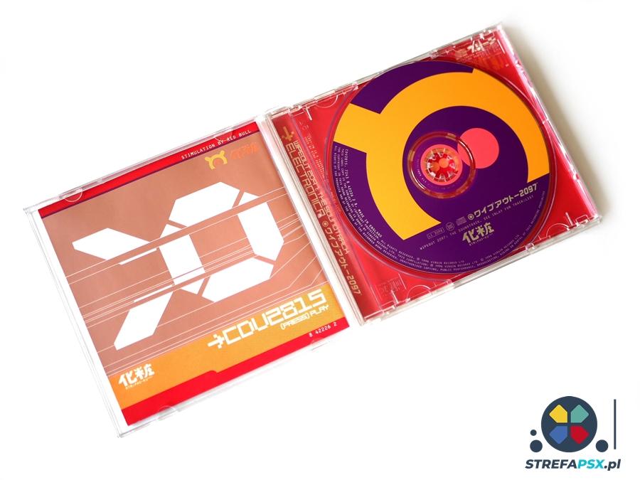 wipeout soundtrack 17 - Soundtrack z Wipeout oraz Wipeout 2097 - zapowiedź rewolucji na polu muzyki w grach