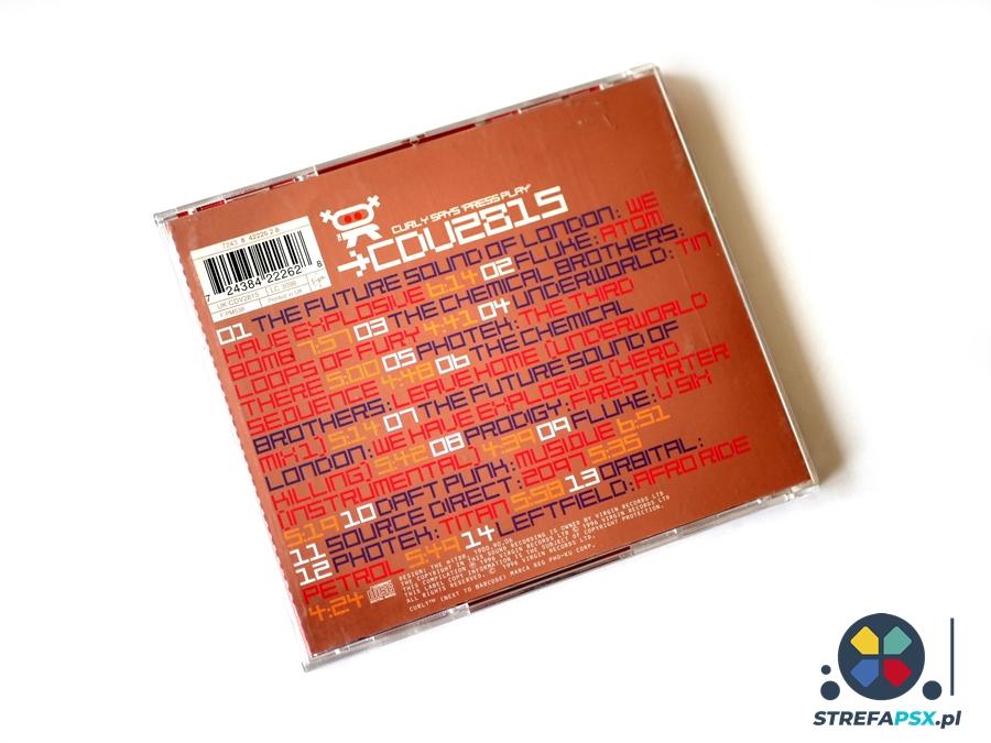 wipeout soundtrack 19 - Soundtrack z Wipeout oraz Wipeout 2097 - zapowiedź rewolucji na polu muzyki w grach