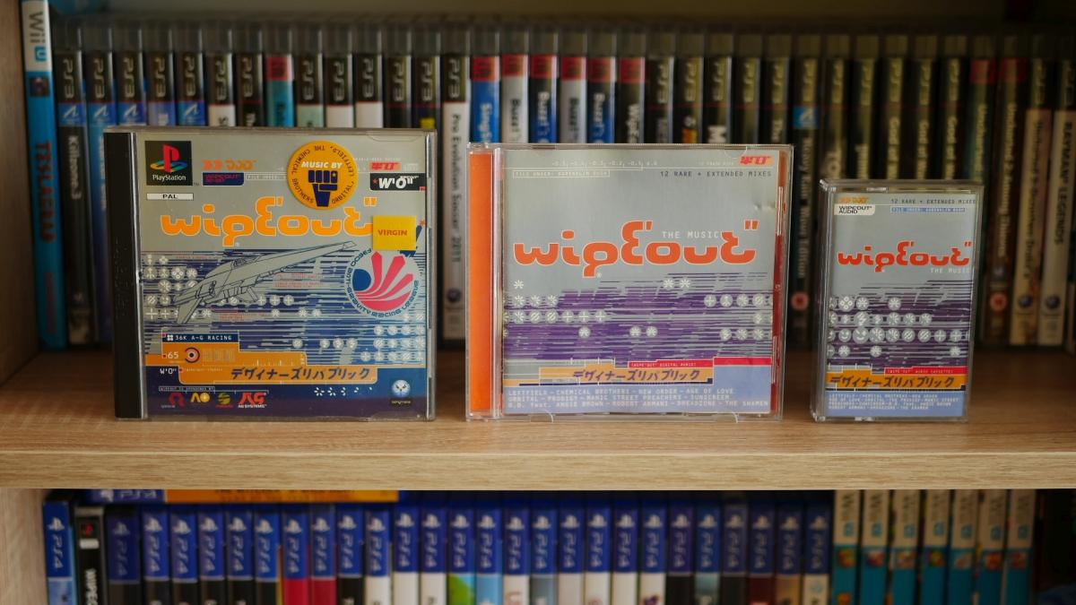 wipeout soundtrack 2 - Soundtrack z Wipeout oraz Wipeout 2097 - zapowiedź rewolucji na polu muzyki w grach
