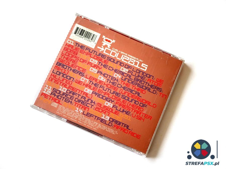 wipeout soundtrack 20 - Soundtrack z Wipeout oraz Wipeout 2097 - zapowiedź rewolucji na polu muzyki w grach