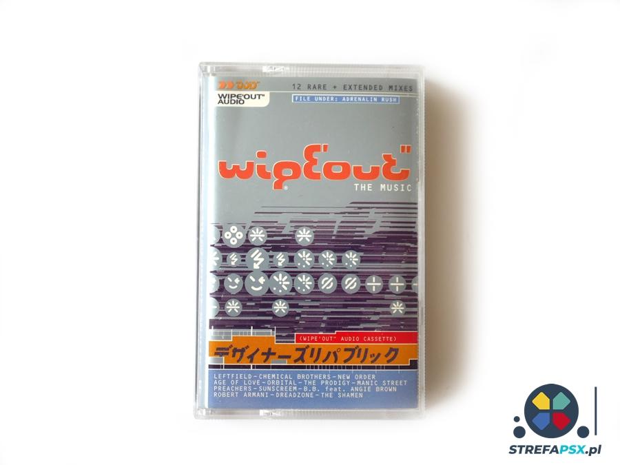 wipeout soundtrack 22 - Soundtrack z Wipeout oraz Wipeout 2097 - zapowiedź rewolucji na polu muzyki w grach