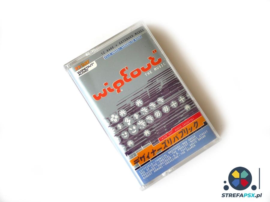 wipeout soundtrack 24 - Soundtrack z Wipeout oraz Wipeout 2097 - zapowiedź rewolucji na polu muzyki w grach