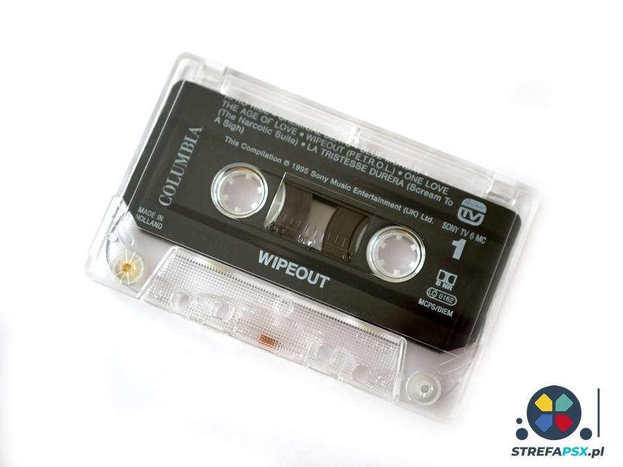 wipeout soundtrack 29 - Soundtrack z Wipeout oraz Wipeout 2097 - zapowiedź rewolucji na polu muzyki w grach