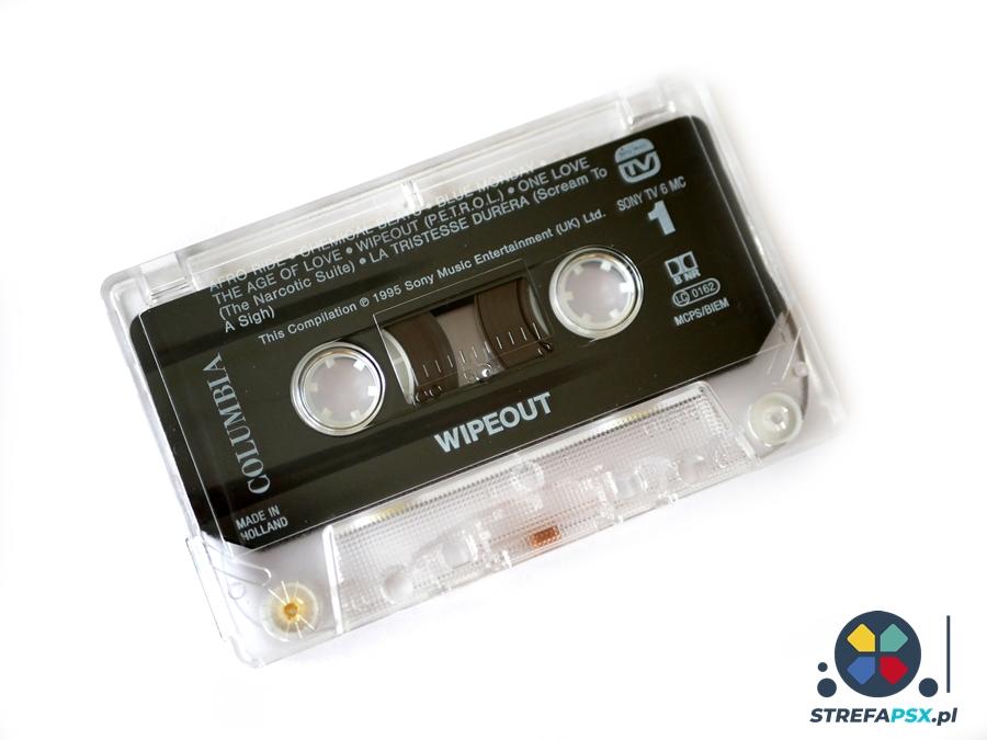 wipeout soundtrack 30 - Soundtrack z Wipeout oraz Wipeout 2097 - zapowiedź rewolucji na polu muzyki w grach