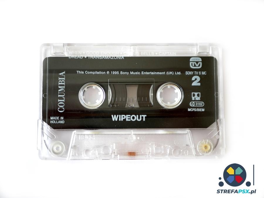 wipeout soundtrack 31 - Soundtrack z Wipeout oraz Wipeout 2097 - zapowiedź rewolucji na polu muzyki w grach