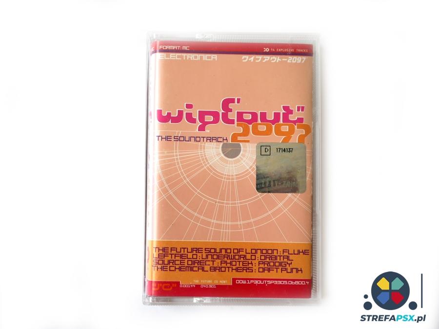 wipeout soundtrack 32 - Soundtrack z Wipeout oraz Wipeout 2097 - zapowiedź rewolucji na polu muzyki w grach