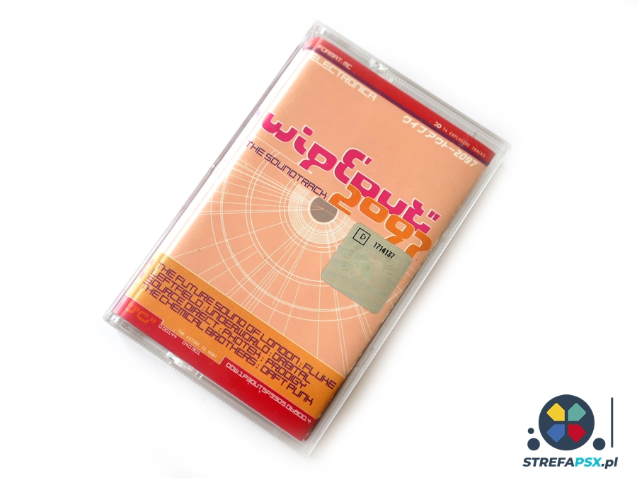 wipeout soundtrack 33 - Soundtrack z Wipeout oraz Wipeout 2097 - zapowiedź rewolucji na polu muzyki w grach