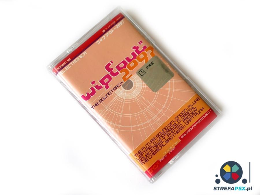 wipeout soundtrack 34 - Soundtrack z Wipeout oraz Wipeout 2097 - zapowiedź rewolucji na polu muzyki w grach