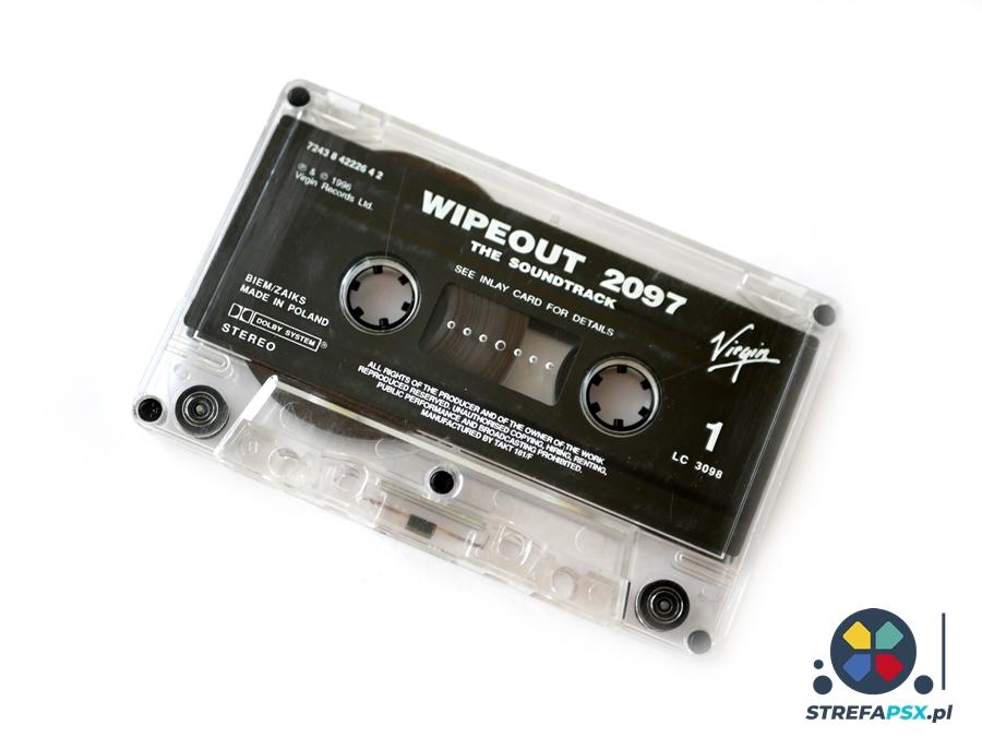 wipeout soundtrack 39 - Soundtrack z Wipeout oraz Wipeout 2097 - zapowiedź rewolucji na polu muzyki w grach