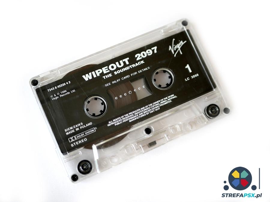 wipeout soundtrack 40 - Soundtrack z Wipeout oraz Wipeout 2097 - zapowiedź rewolucji na polu muzyki w grach