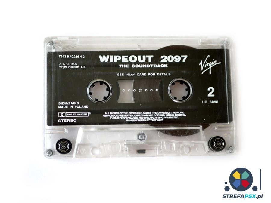 wipeout soundtrack 41 - Soundtrack z Wipeout oraz Wipeout 2097 - zapowiedź rewolucji na polu muzyki w grach