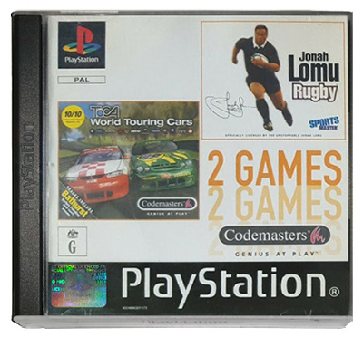 2games toca lomu - Na tropie historii edycji gier - 2 Games / Twin Pack / Double Pack
