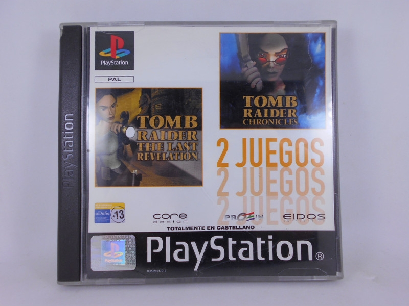 2juegos - Na tropie historii edycji gier - 2 Games / Twin Pack / Double Pack