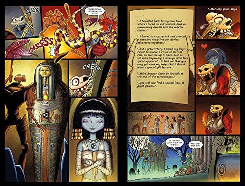 medievil komiks 1 5 - Niewydany MediEvil: Fate's Arrow na PS2 powróci w formie komiksu!