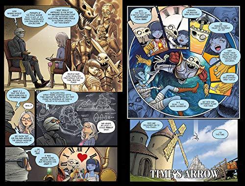 medievil komiks 2 - Niewydany MediEvil: Fate's Arrow na PS2 powróci w formie komiksu!