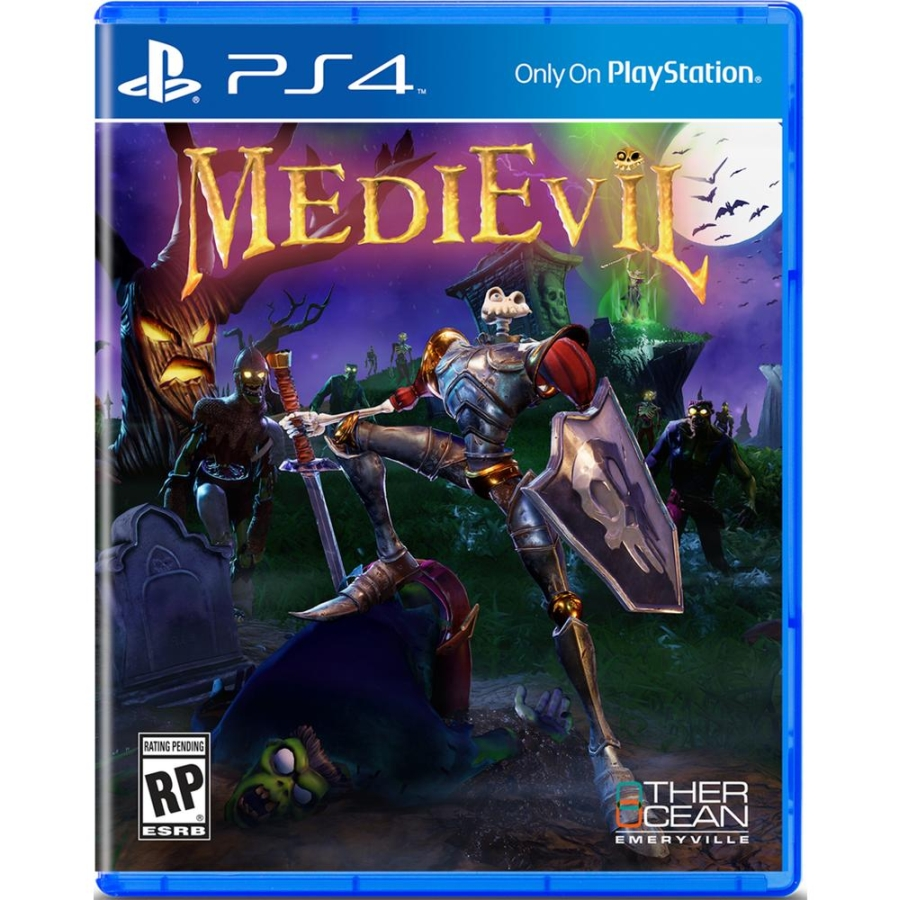 medievil cover ps4 - Wyjątkowa edycja Medievil Digital Deluxe Edition na PS4
