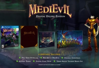 medievil digital deluxe edition baner 320x220 - Wyjątkowa edycja Medievil Digital Deluxe Edition na PS4