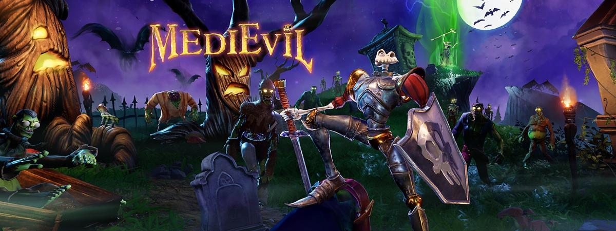 medievil ps4 - Wyjątkowa edycja Medievil Digital Deluxe Edition na PS4