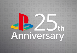 playstation 25th anniversary baner 320x220 - To już 25 lat - PlayStation 25th Anniversary!