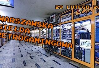 gielda retro 320x220 - Warszawska Giełda Retrogamingowa