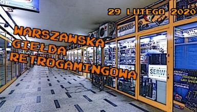 gielda retro 384x220 - Warszawska Giełda Retrogamingowa