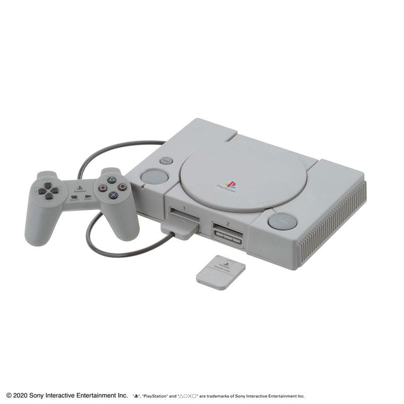 "bandai playstation model 01 - Modele ""Best Hit Chronicle"" PlayStation oraz Sega Saturn od Bandai"