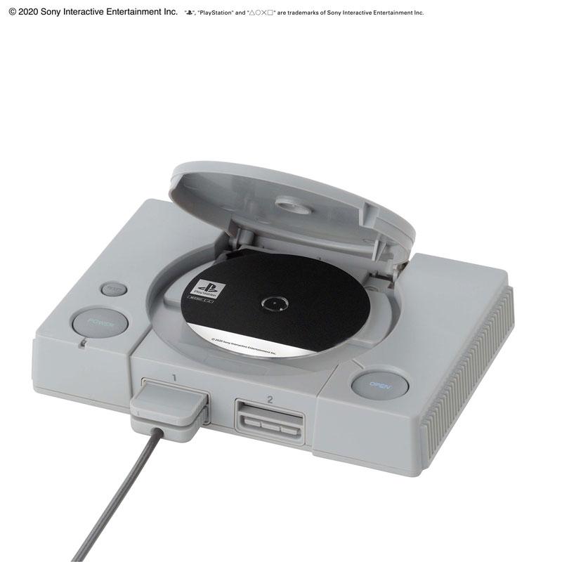 "bandai playstation model 03 - Modele ""Best Hit Chronicle"" PlayStation oraz Sega Saturn od Bandai"
