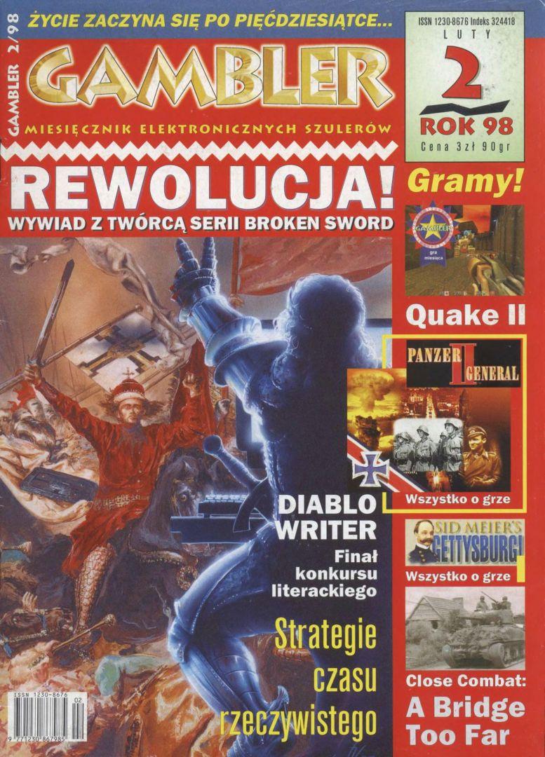 ffvii gambler - Jak oceniano Final Fantasy VII w Polsce w 1997/1998 roku?