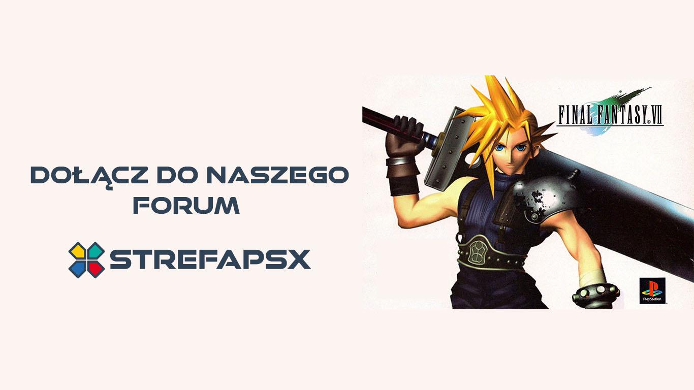 forum baner - Jak oceniano Final Fantasy VII w Polsce w 1997/1998 roku?