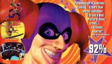 pandemonium baner 384x220 - Recenzja - Pandemonium!