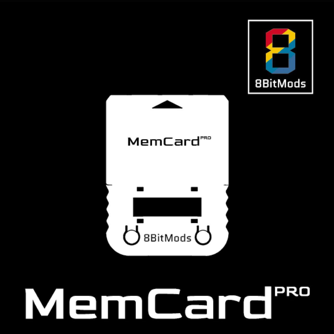 memcardpro 8bitmods 2 - Zapomnij o ograniczonym miejscu na twojej karcie pamięci! Wszystko dzięki MemCard PRO od 8BitMods.