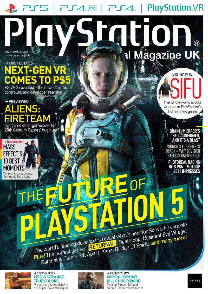 """official playstation magazine uk - Ostatni """"oficjalny"""" magazyn poświęcony konsolom zmienia nazwę!"""