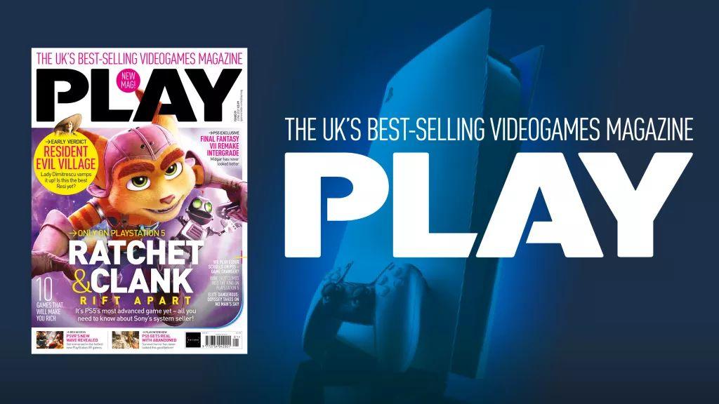 """play magazine - Ostatni """"oficjalny"""" magazyn poświęcony konsolom zmienia nazwę!"""