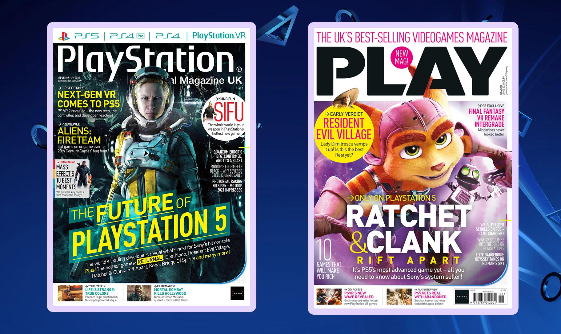 """play uk magazine - Ostatni """"oficjalny"""" magazyn poświęcony konsolom zmienia nazwę!"""