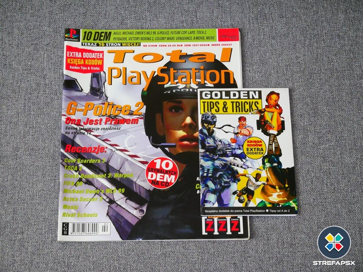 kompendium playstion psx all01 - Historia książeczek, zwanych też kompendiami PlayStation